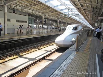 JR静岡駅 新幹線