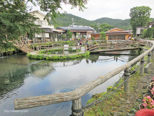 忍野八海の中池