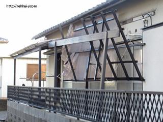 保険請求 台風被害の住宅