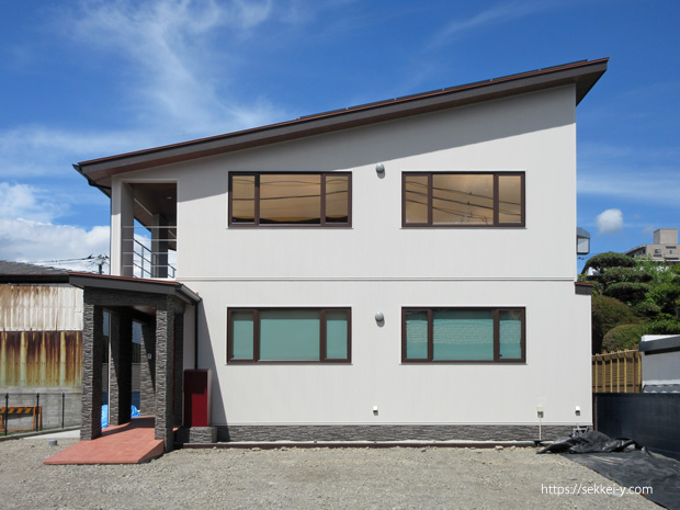 甲府市上石田 T-House